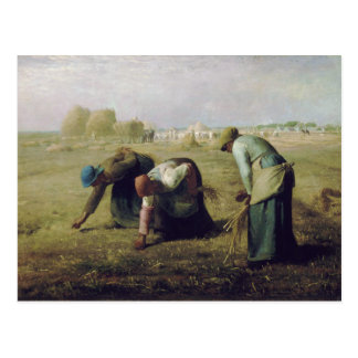 The Gleaners by Jean-François Millet Postcard