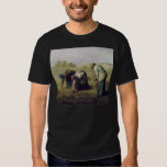 The Gleaners by Jean-François Millet T Shirt