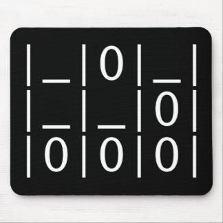 The Glider: A Universal Hacker Emblem Mousepad
