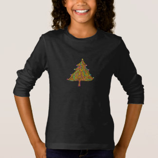 The Glittering Christmas Tree T-Shirt