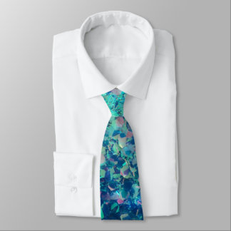 The GLITZ Glitter Blue tie from Fairy-Dust