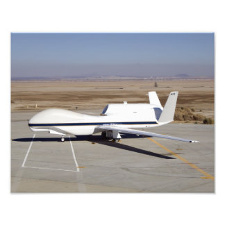 The Global Hawk unmanned aircraft Art Photo