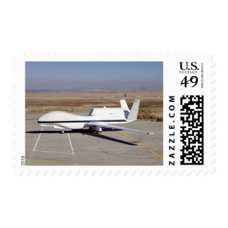 The Global Hawk unmanned aircraft Postage Stamp