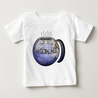 the global mug logo baby T-Shirt