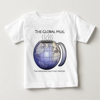the global mug motto baby T-Shirt