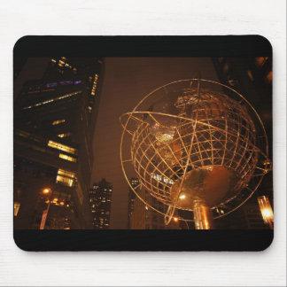 The Globe at Columbus Circle Mouse Pad