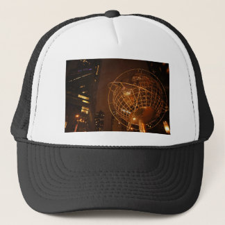 The Globe at Columbus Circle Trucker Hat