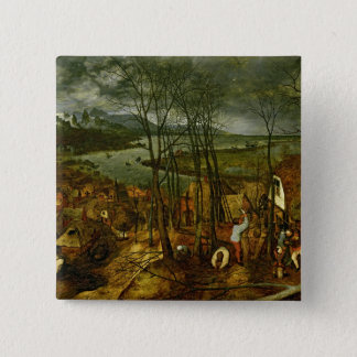 The Gloomy Day - Spring, 1559 Button