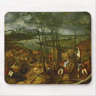 The Gloomy Day - Spring, 1559 Mouse Pad
