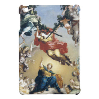 The Glorification of the government of Burgundy iPad Mini Covers