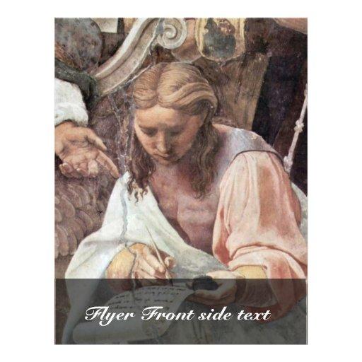 The Glorification Of The Holy Sacrament By Raffael Flyer Design