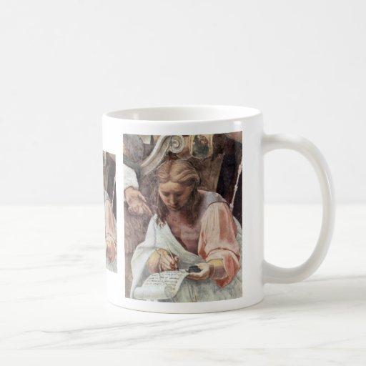 The Glorification Of The Holy Sacrament By Raffael Mug