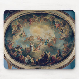 The Glorification of the Virgin, 1731 Mouse Pad