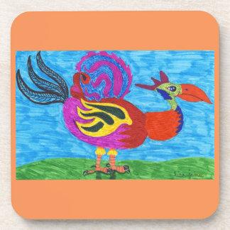 The Glorious Miji Bird Coaster