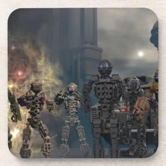 the glorious seven robots b coaster