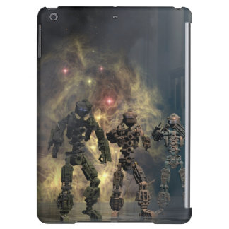 the glorious seven robots iPad air cases