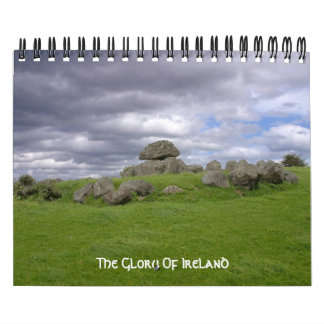 The Glory Of Ireland V2 Calendar