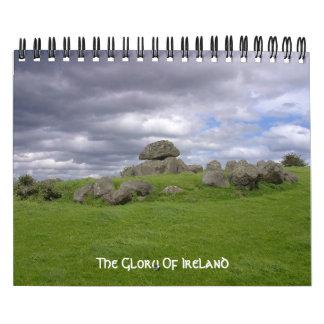 The Glory Of Ireland V2 Calendar