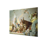 The Glory of Spain I Stretched Canvas Print