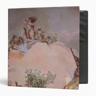 The Glory of Spain IV Vinyl Binder