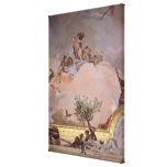 The Glory of Spain IV Canvas Prints