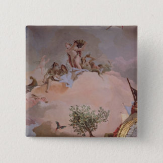 The Glory of Spain IV Pinback Button