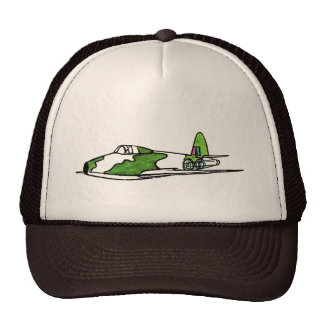 The Gloster Whittle, WW2 Bomber Trucker Hat