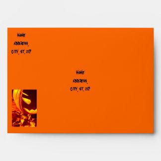 The Glowing Eye - Envelope