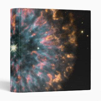 The Glowing Eye of Planetary Nebula NGC 6751 Binder
