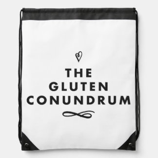 The Gluten Conundrum On-The-Go Bag