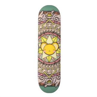 THE GLUTTON · Kero Skateboard Deck