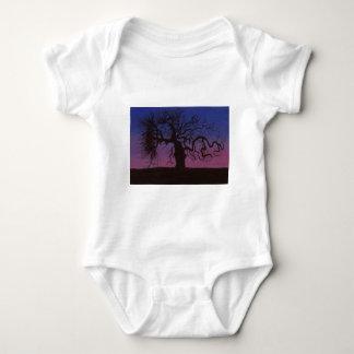 The Gnarly Tree Baby Bodysuit