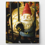 The Gnome and The Giant Photo Plaque