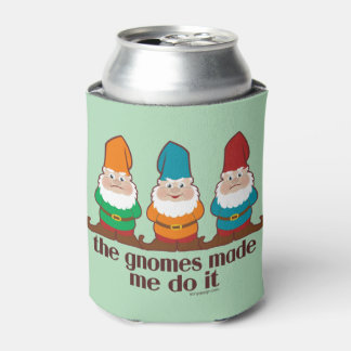The Gnomes Made Me Do It Can Cooler