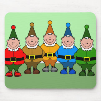 The Gnomes Mousemats