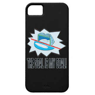 The Goal Is My Goal iPhone SE/5/5s Case