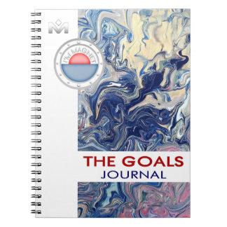 The Goals Journal - I'M MAGNET