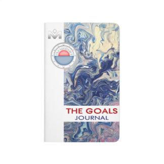 The Goals Journal - I'M MAGNET - Pocket