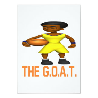 The Goat Card