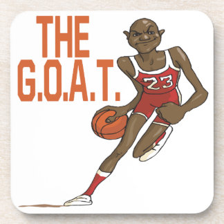 The GOAT Drink Coaster