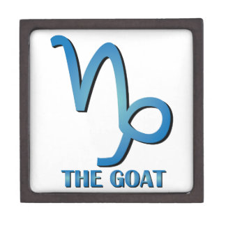 The Goat Premium Jewelry Box