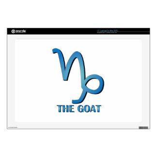 "The Goat 17"" Laptop Skin"