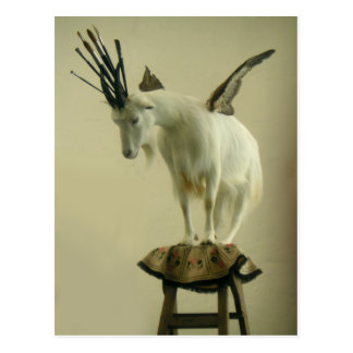 The Goat Postales