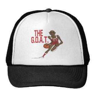 The GOAT Trucker Hat
