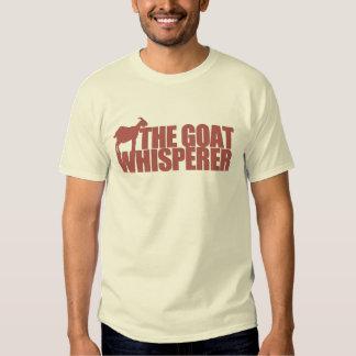 The Goat Whisperer T-shirts