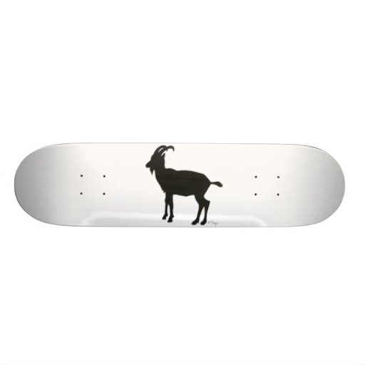 The goatboard skate boards