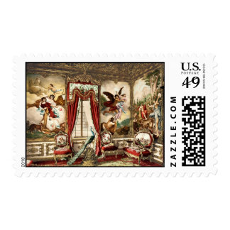 The Gobelin Tapestries Linderhof Palace Postage Stamp