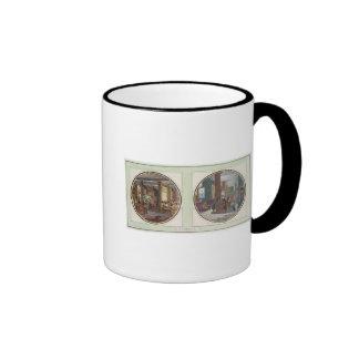 The Gobelins Workshop, 1840 Ringer Mug