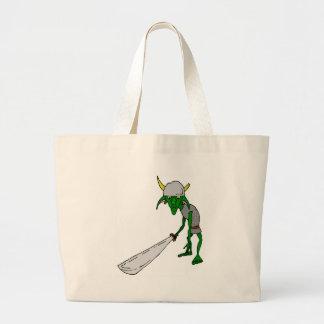 The Goblin Jumbo Tote Bag