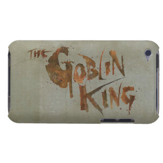 The Goblin King Barely There iPod Cover